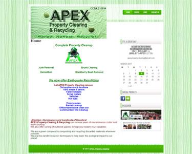 apex before redesign