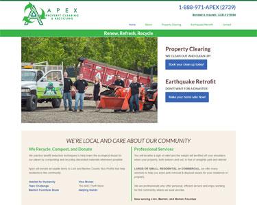apex redesign